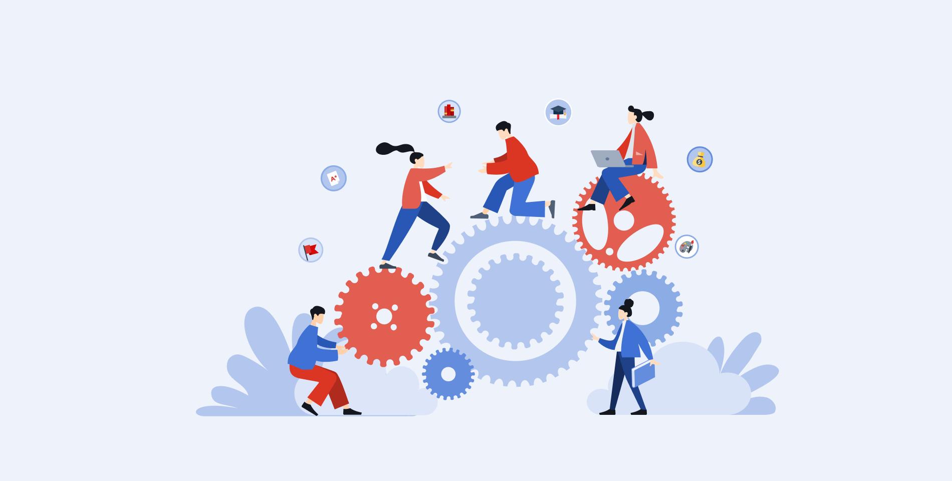 Data-driven reskilling