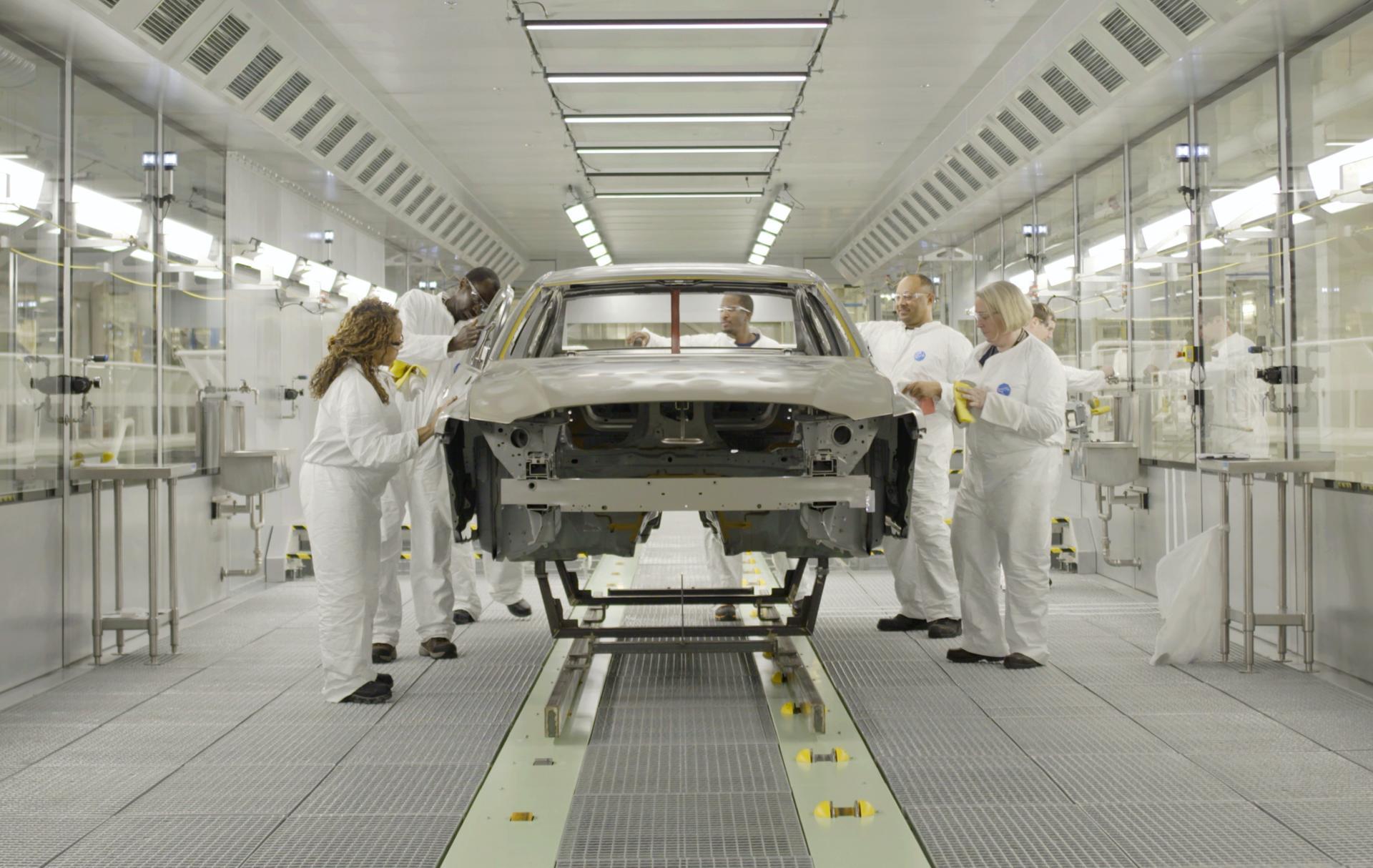Volvo employee training