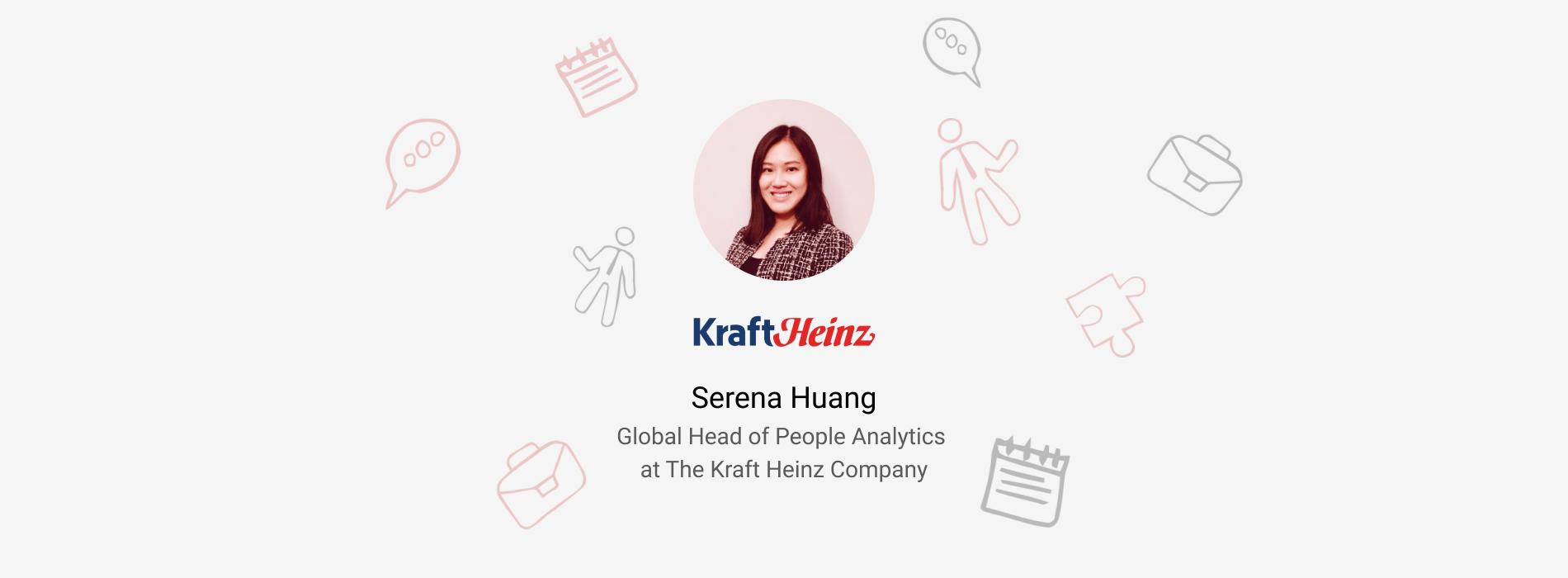 Serena Huang. People Analytics