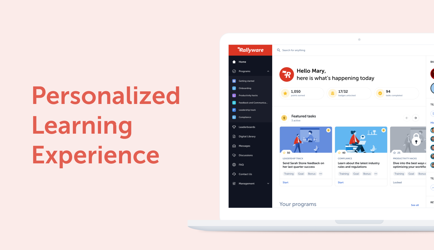 Personalized Learning Experience