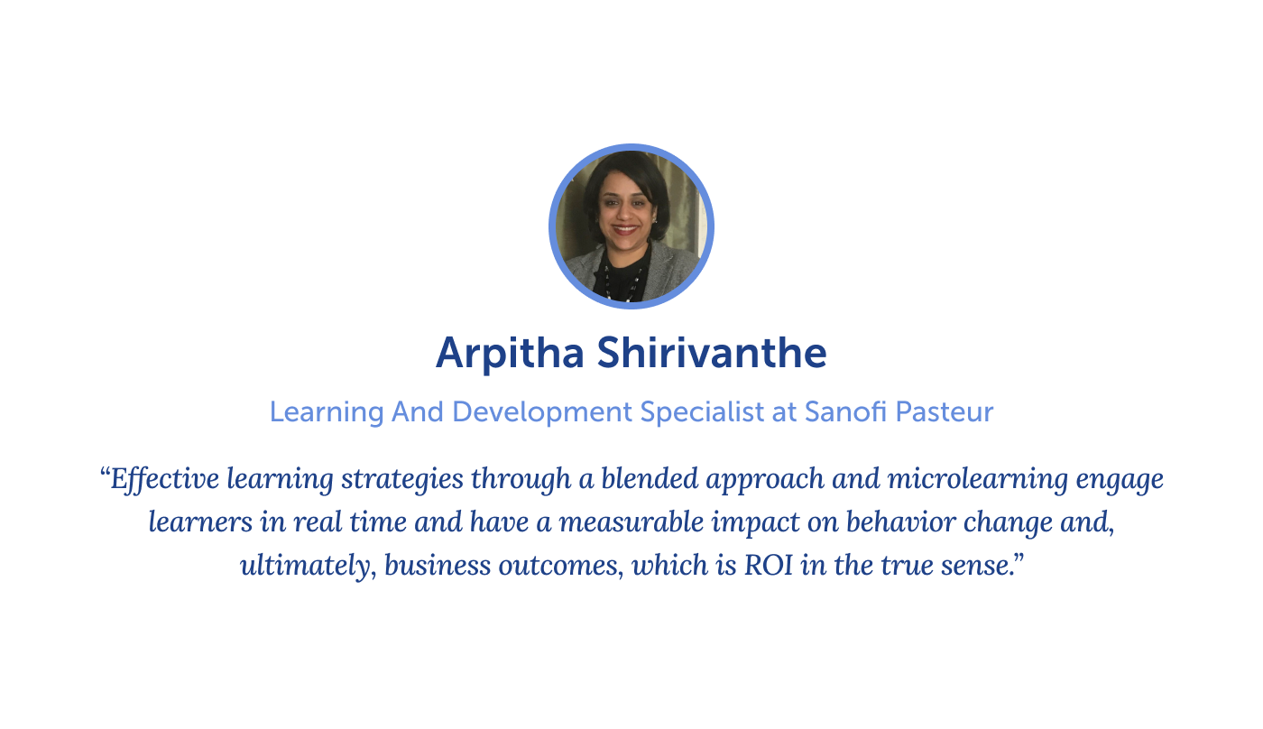 quote from Arpitha Shirivanthe