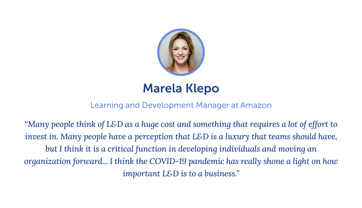 quote from Marela Klepo