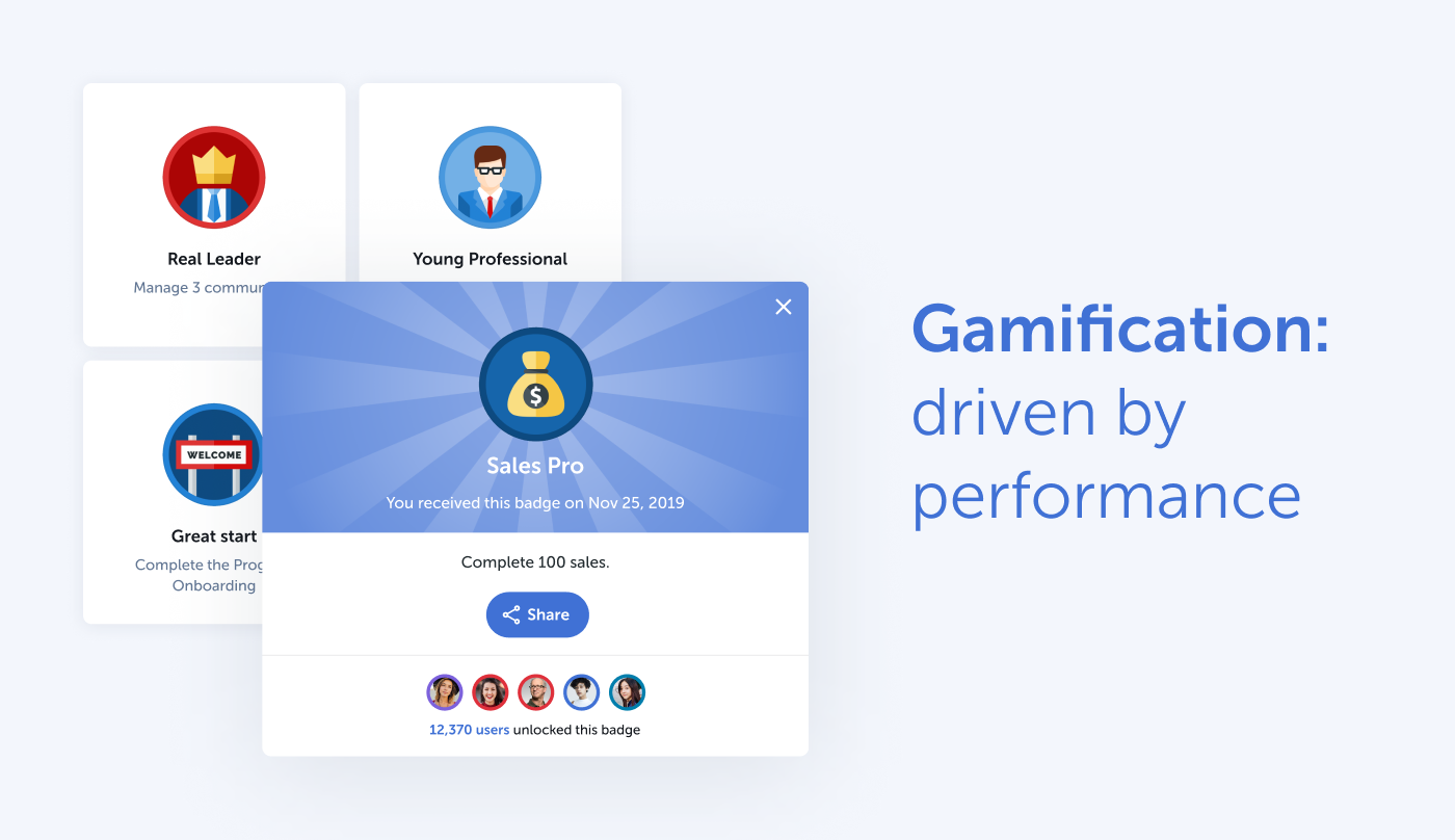 employee trust gamification